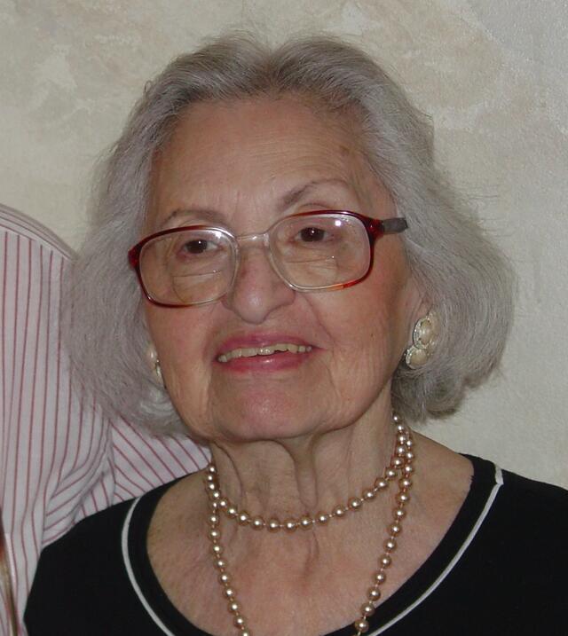 Doris Bauman Gold, 2002