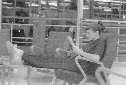Myerhoff as a Young Woman