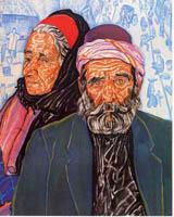 Bukharian Couple