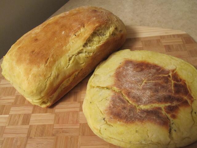 Dabo (Ethiopian Shabbat Bread)
