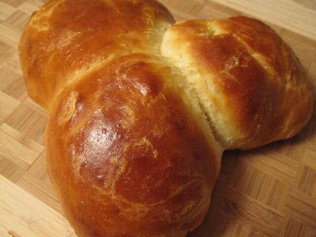 Bejma (Tunisian Shabbat Bread)