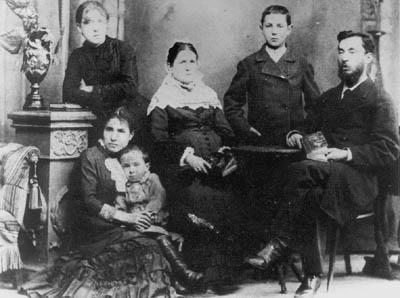 The Goldman Family, St. Petersburg