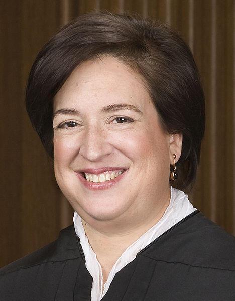 Elena Kagan, Supreme Court Justice