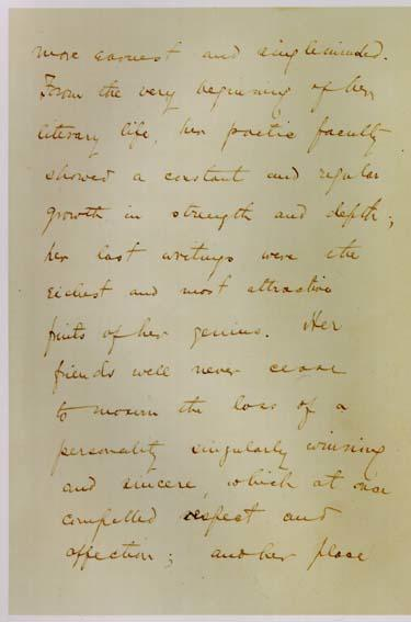 Letter from John Hay to editor of American Hebrew, Nov. 26