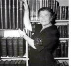 Fanny Goldstein, first female Judaica librarian