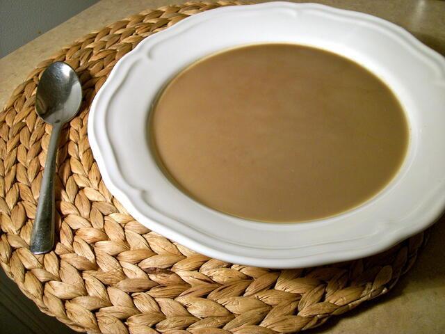 Fava Bean Soup (Bessara)