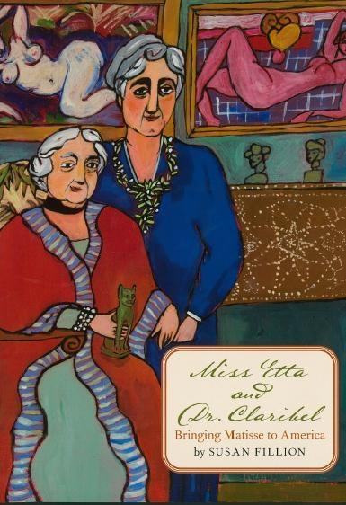 """Miss Etta and Dr. Claribel,"" by Susan Fillion"
