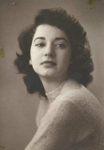 Flip Imber Portrait Early 1940s