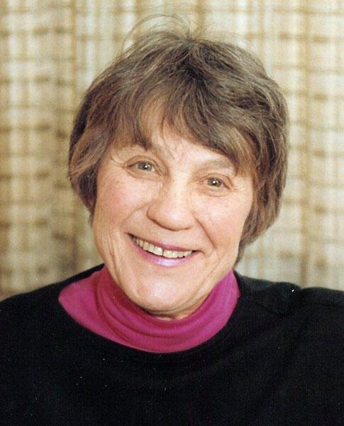Gertrude Wishnick Dubrovsky, circa 1990
