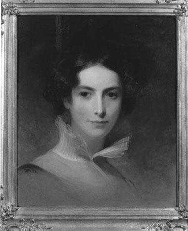 Rebecca Gratz's Portrait Painted by Thomas Sully