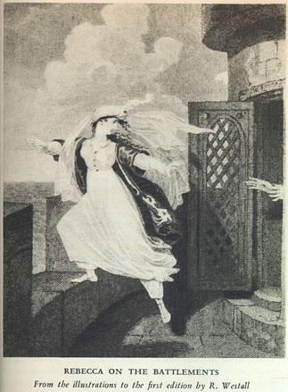 Rebecca of Ivanhoe