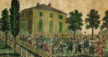 The Philadelphia Orphan Asylum