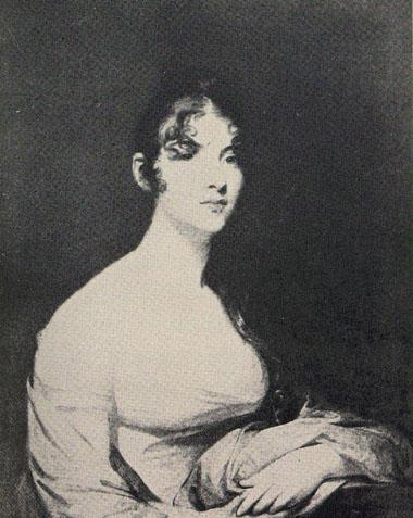 Portrait of Rachel Gratz