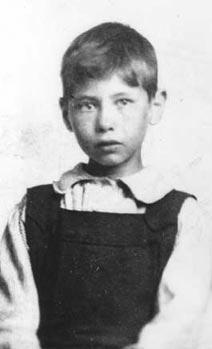 Lily Shiel (Sheilah Graham) circa 1913