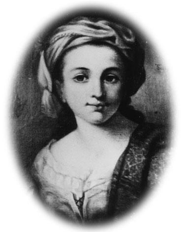 Portrait Believed to be of Rebecca Gratz