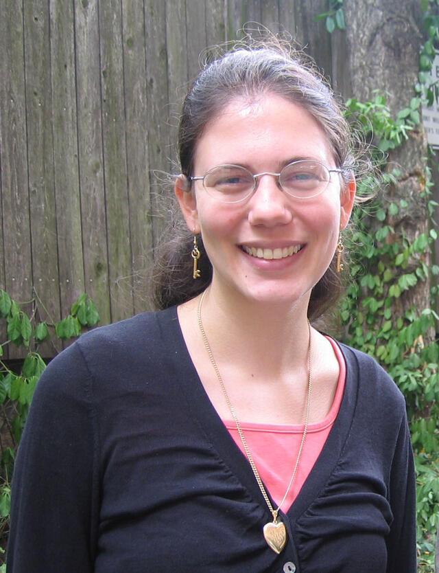 Gwen Gethner, JWA Summer 2010 Intern