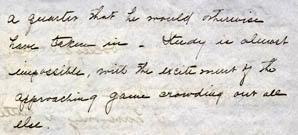Excerpts from Letter from Gertrude Weil to her family, March 18, 1897