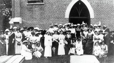 Meeting of the North Carolina Federation of Women's Clubs