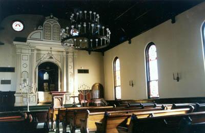 Congregation Oheb Sholom
