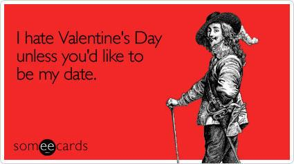Valentine's Day Someecard