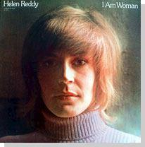 """I Am Woman"" Album Cover - Helen Reddy"