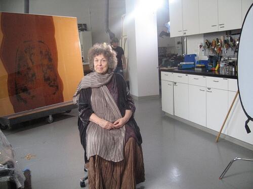 Helène Aylon, 1996