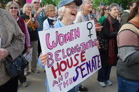Women Belong in Senate Photo