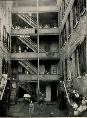 """A Back Yard"", 1901"