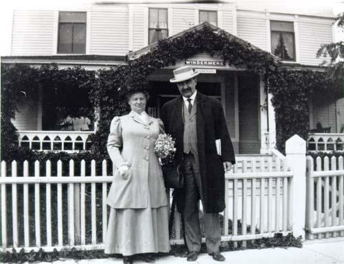 Henry and Hannah Solomon