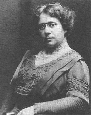 Henrietta Szold, 1913