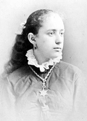 Henrietta Szold, 1877