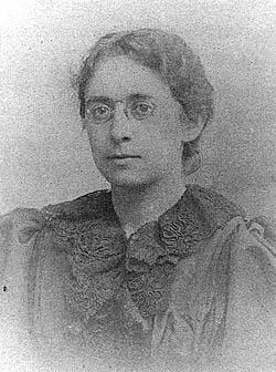 Henrietta Szold, 1893