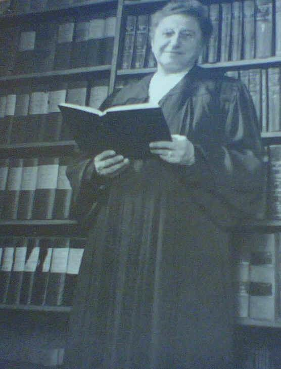 Judge Jennie Barron