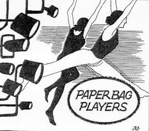 Paper Bag Players