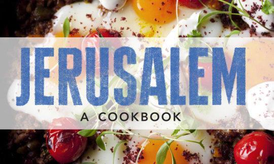 jerusalem cookbook photo