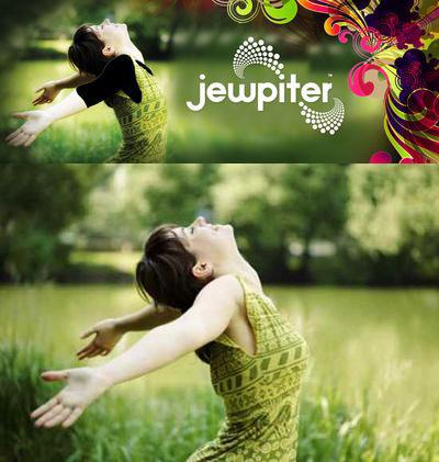 Jewpiter photoshop