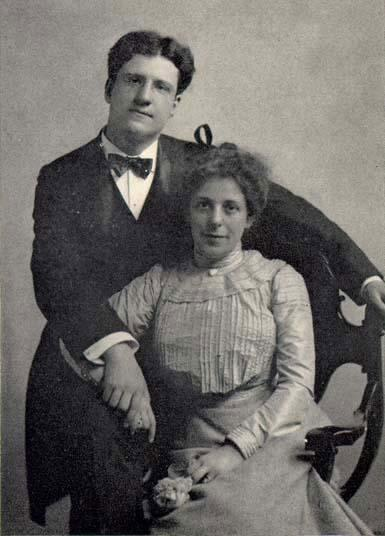 Stephen and Louise After Their Marriage