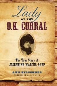 """Lady at the OK Corral"" by Ann Kirschner"