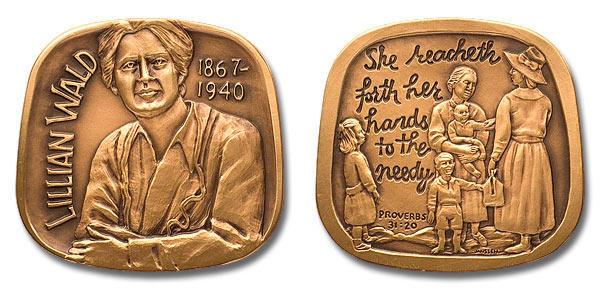 Lillian Wald medal