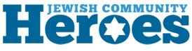 Jewish Community Heroes Logo
