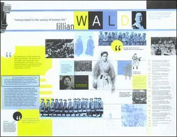 Lillian Wald Poster