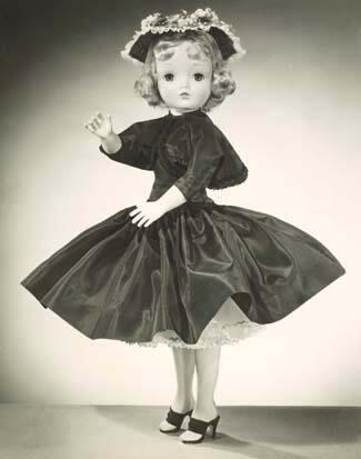 The original Cissy doll