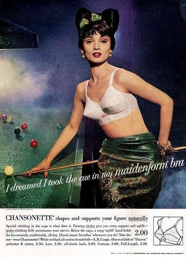 Maidenform Advertisement circa 1960s