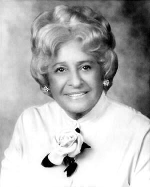 """Madame"" Beatrice Alexander, circa 1978"