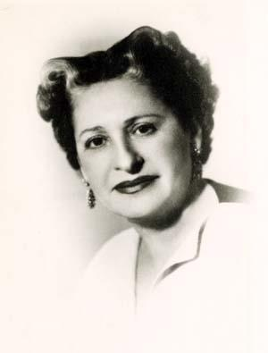 Beatrice Alexander, circa the 1950s