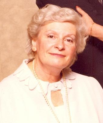 Marcia Soloski Levin, headshot cropped from group portrait