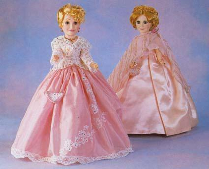 """Madame Alexander"" dolls produced by the Alexander Doll Company, 1995 and 1984-1987"