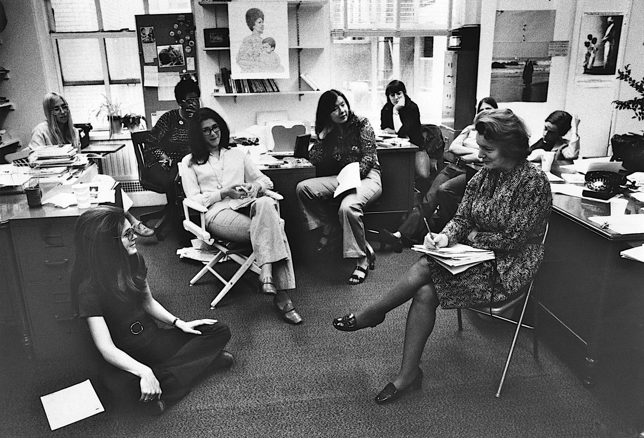 Ms Staff June 1972