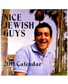 2011 Nice Jewish Guys Calendar