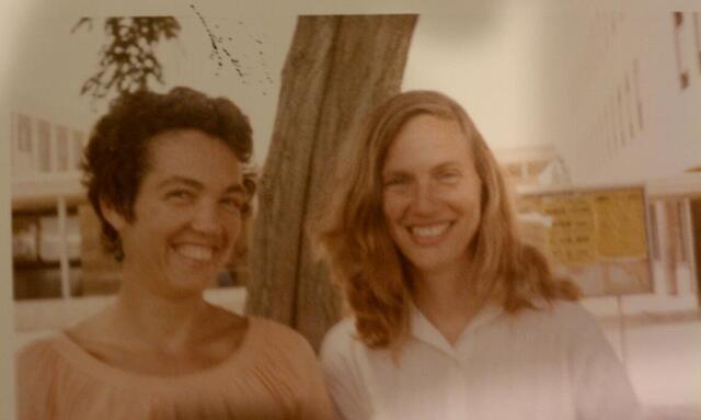 Paula Hyman and Deborah Dash Moore, 1981